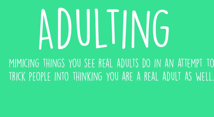 Advice on Adulting and Doing Scary LifeShit