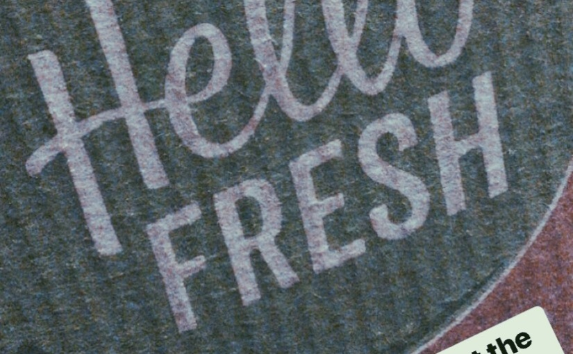 Hello! It's Fresh: TheReview