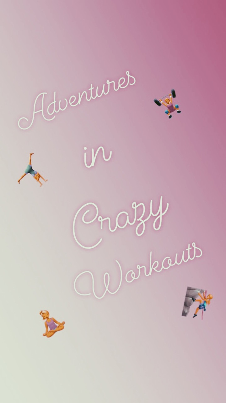 Adventures in Crazy Workouts: DanceBody