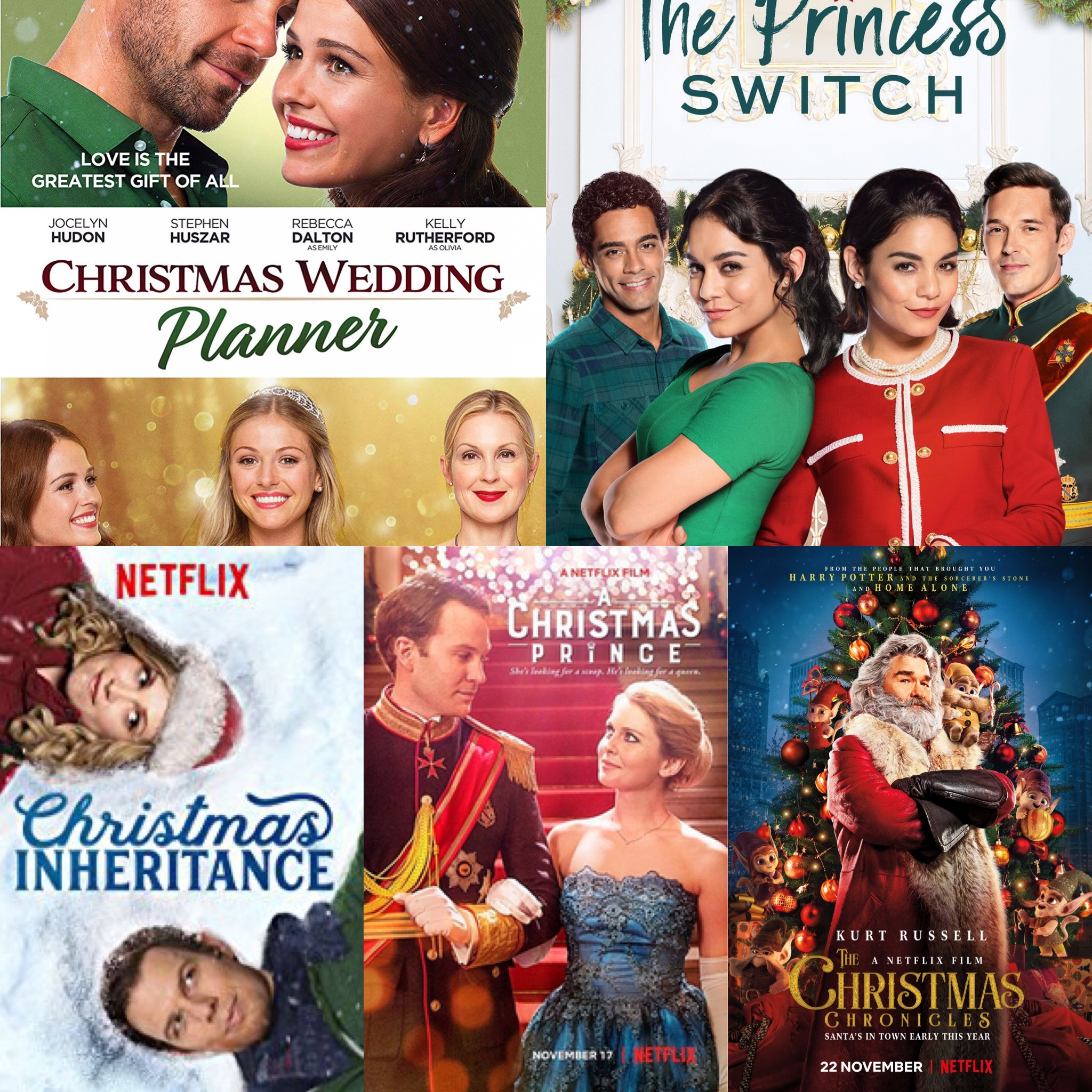 Christmas Wedding Planner.5 Netflix Original Christmas Movies From Worst To Best I