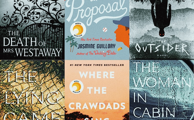 Read and Review: May Reading List