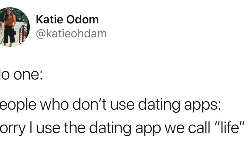 Dating App Absolute Gems: No. 2